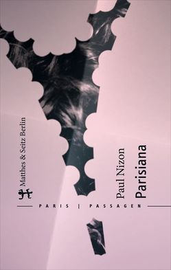 Parisiana von Nizon,  Paul, Simons,  Martin