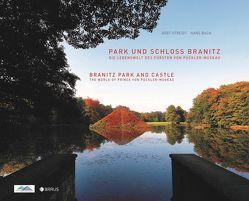 Park und Schloss Branitz von Bach,  Hans, Streidt,  Gert
