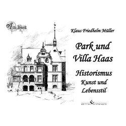 Park und Villa Haas von Friedhelm Müller,  Klaus