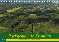 Parkgemeinde Kromlau (Tischkalender 2020 DIN A5 quer) von Fotografie,  ReDi