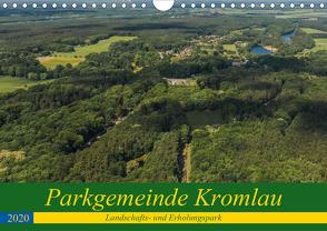 Parkgemeinde Kromlau (Wandkalender 2020 DIN A4 quer) von Fotografie,  ReDi