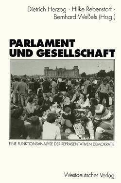 Parlament und Gesellschaft von Herzog,  Dietrich