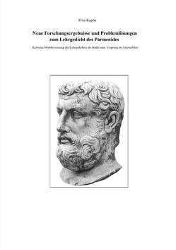 Parmenides von Koplin,  Fritz