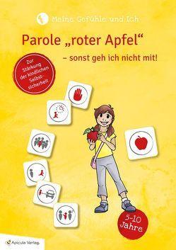 "Parole ""roter Apfel"" von Dürr,  Nicole"