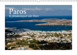 Paros – Kykladeninsel mit Herz (Wandkalender 2019 DIN A3 quer) von Fittinghoff,  Herbert