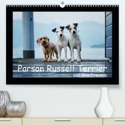 Parson Russell Terrier (Premium, hochwertiger DIN A2 Wandkalender 2020, Kunstdruck in Hochglanz) von Köntopp,  Kathrin