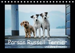 Parson Russell Terrier (Tischkalender 2020 DIN A5 quer) von Köntopp,  Kathrin