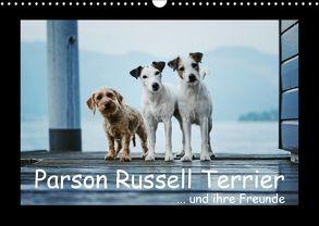 Parson Russell Terrier (Wandkalender 2018 DIN A3 quer) von Köntopp,  Kathrin