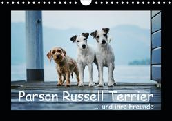 Parson Russell Terrier (Wandkalender 2020 DIN A4 quer) von Köntopp,  Kathrin