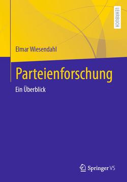 Parteienforschung von Wiesendahl,  Elmar