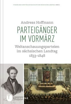 Parteigänger im Vormärz von Hoffmann,  Andreas