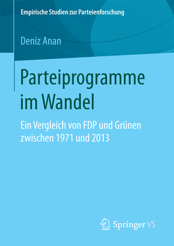 Parteiprogramme im Wandel von Anan,  Deniz