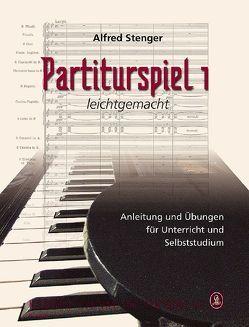 Partiturspiel von Stenger,  Alfred