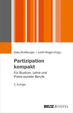 Partizipation kompakt von Rieger,  Judith, Strassburger,  Gaby