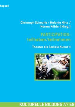 PARTIZIPATION: teilhaben/teilnehmen von Hinz,  Melanie, Köhler,  Norma, Scheurle,  Christoph