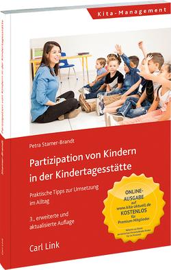 Partizipation von Kindern in der Kindertagesstätte von Stamer-Brandt,  Petra