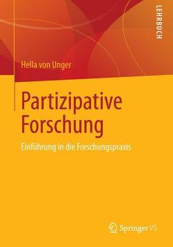 Partizipative Forschung von Unger,  Hella