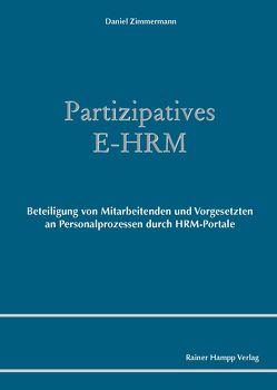 Partizipatives E-HRM von Zimmermann,  Daniel