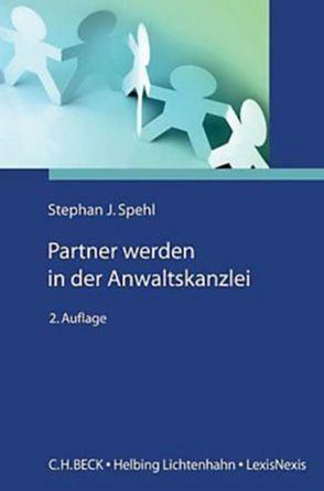 Partner werden in der Anwaltskanzlei von Spehl,  Stephen J.
