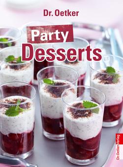 Party Desserts von Dr. Oetker