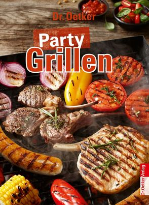 Party Grillen von Dr. Oetker