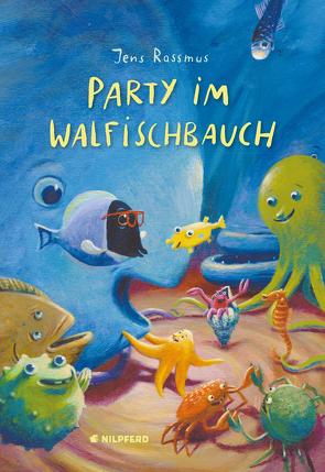 Party im Walfischbauch von Rassmus,  Jens