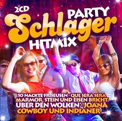 Party Schlager Hitmix von ZYX Music GmbH & Co. KG