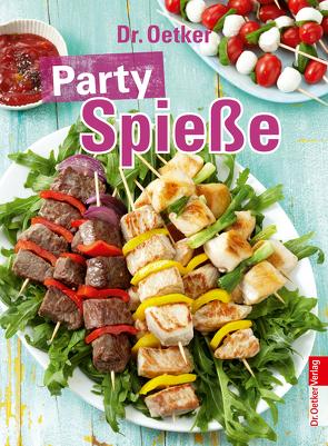 Party Spieße von Dr. Oetker