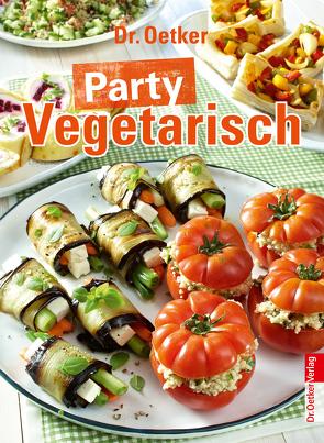 Party Vegetarisch von Dr. Oetker