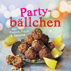 Partybällchen aus Fleisch, Fisch und Gemüse von Verlagsgruppe Random House