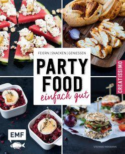 Partyfood – einfach gut von Hiekmann,  Stefanie