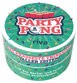 Partypong von Riva Verlag
