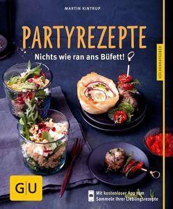 Partyrezepte von Kintrup,  Martin