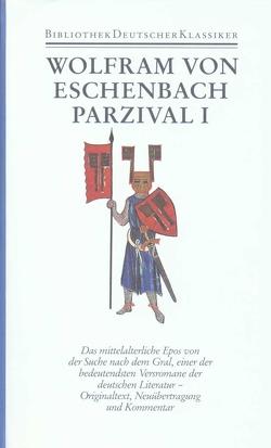 Parzival von Eschenbach,  Wolfram von, Kühn,  Dieter, Nellmann,  Eberhard