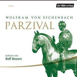 Parzival von Boysen,  Rolf, Eschenbach,  Wolfram, Spiewok,  Wolfgang