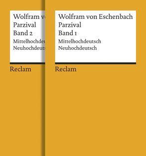 Parzival von Spiewok,  Wolfgang, Wolfram von Eschenbach