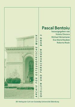 Pascal Bentoiu von Dinescu,  Violeta, Heinemann,  Michael, Houben,  Eva-Maria, Reale,  Roberto
