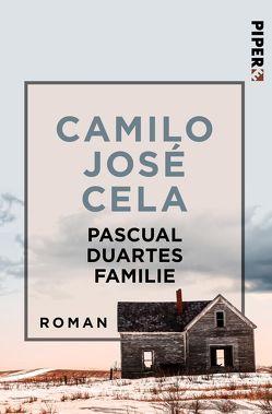 Pascual Duartes Familie von Cela,  Camilo José, Leisewitz,  Georg