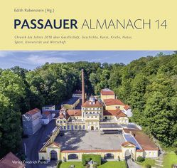 Passauer Almanach 14 von Edith Rabenstein