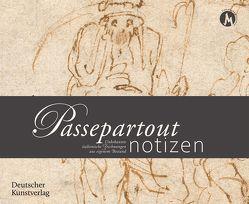 Passepartoutnotizen von Assmann,  Peter, Bormann,  Rainer, Damm,  Heiko