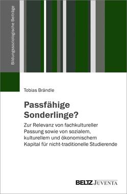 Passfähige Sonderlinge? von Brändle,  Tobias, Lengfeld,  Holger