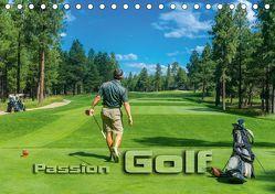 Passion Golf (Tischkalender 2018 DIN A5 quer) von Bleicher,  Renate