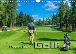 Passion Golf (Wandkalender 2019 DIN A4 quer) von Bleicher,  Renate