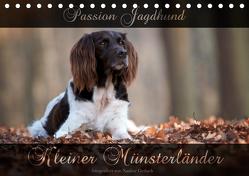 Passion Jagdhund – Kleiner Münsterländer (Tischkalender 2019 DIN A5 quer) von Gerlach,  Nadine