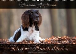 Passion Jagdhund – Kleiner Münsterländer (Wandkalender 2019 DIN A2 quer) von Gerlach,  Nadine