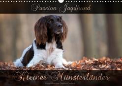 Passion Jagdhund – Kleiner Münsterländer (Wandkalender 2019 DIN A3 quer) von Gerlach,  Nadine