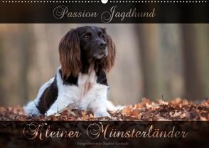 Passion Jagdhund – Kleiner Münsterländer (Wandkalender 2020 DIN A2 quer) von Gerlach,  Nadine