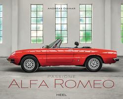 Passione Alfa Romeo 2020 von Goinar,  Andreas