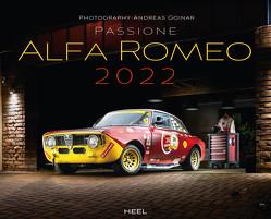 Passione Alfa Romeo 2022 von Goinar,  Andreas