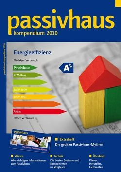 Passivhaus Kompendium 2010 von Laible,  Johannes